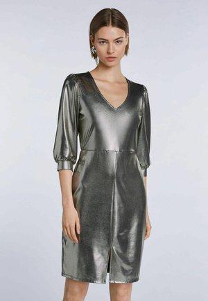 PARTY WEAR - Cocktail dress / Party dress - black camel