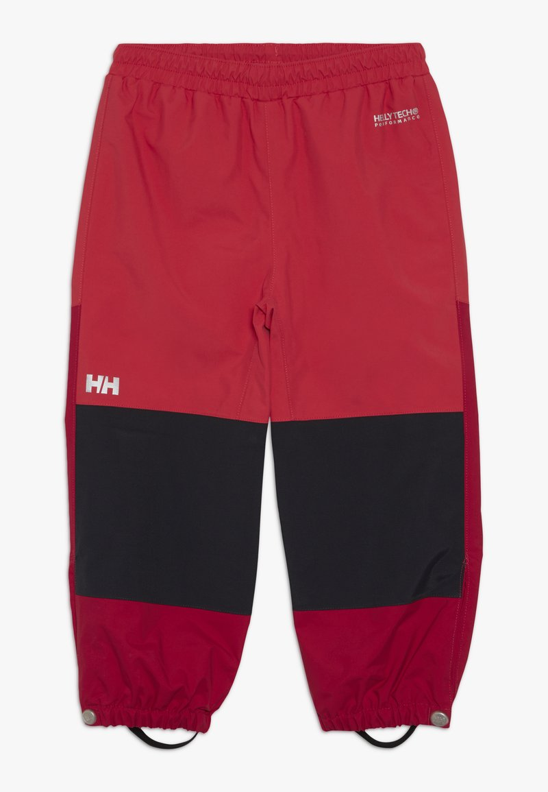 Helly Hansen - SHELTER PANT - Snow pants - goji berry