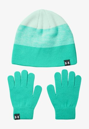 Gloves - comet green
