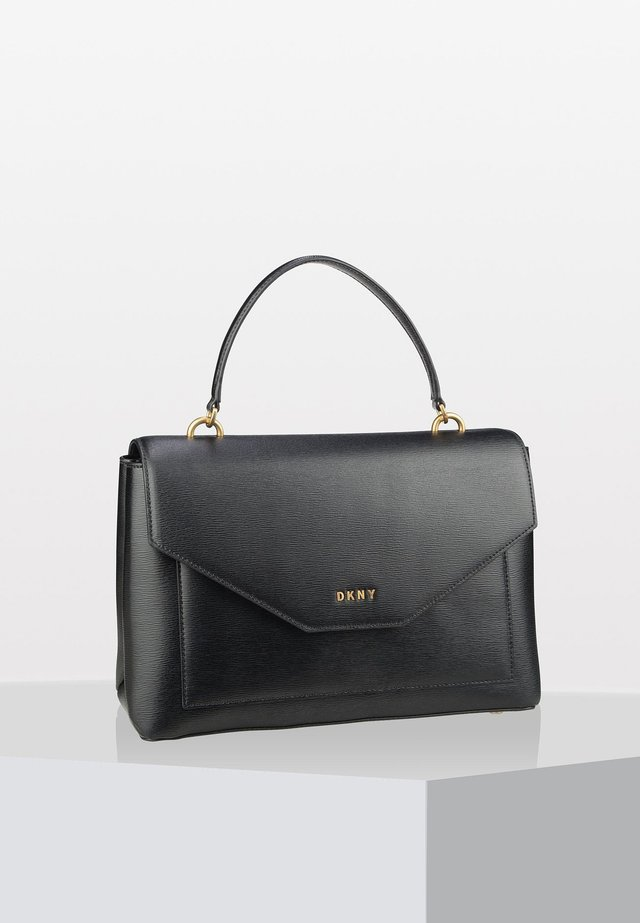 ALEXA  - Handbag - black/gold