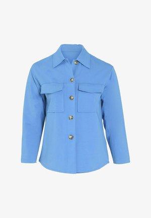 Summer jacket - blue bic