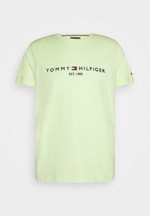 LOGO TEE - Print T-shirt - lumen flash