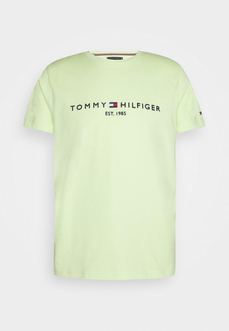 Tommy Hilfiger - LOGO TEE - Printtipaita - lumen flash