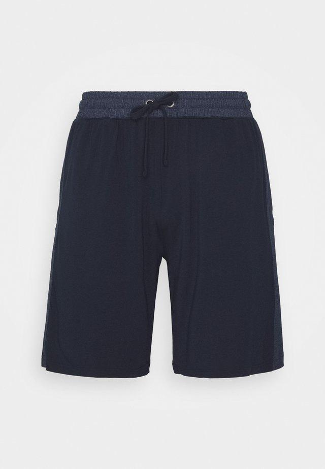 SHORTS - Pyžamový spodní díl - dark blue