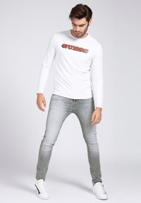 Guess - Long sleeved top - wit - 1