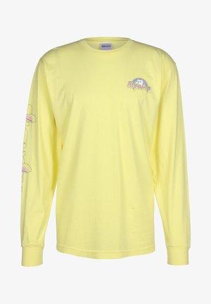MINIONS - Long sleeved top - banana