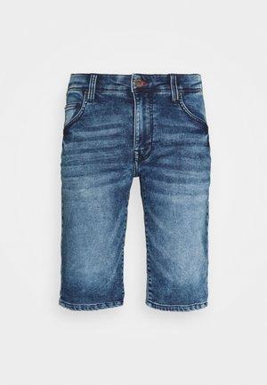 JEFFERSON - Szorty jeansowe - light used