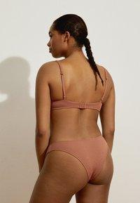 OYSHO - Bikini bottoms - brown - 2