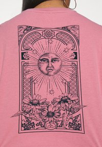 BDG Urban Outfitters - SOLAR CROP - Long sleeved top - pink - 6