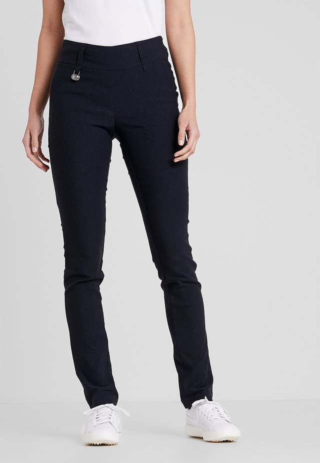 MAGIC PANTS - Trousers - navy