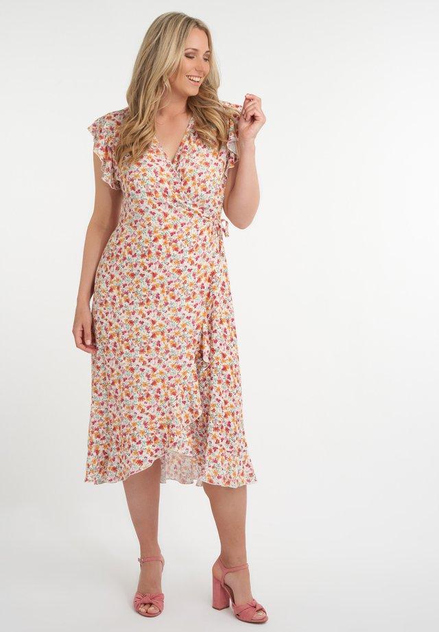 Korte jurk - multi neutral