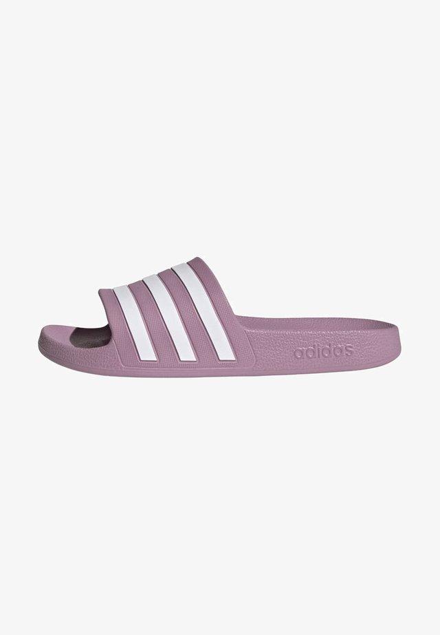 AQUA ADILETTE - Badslippers - pink