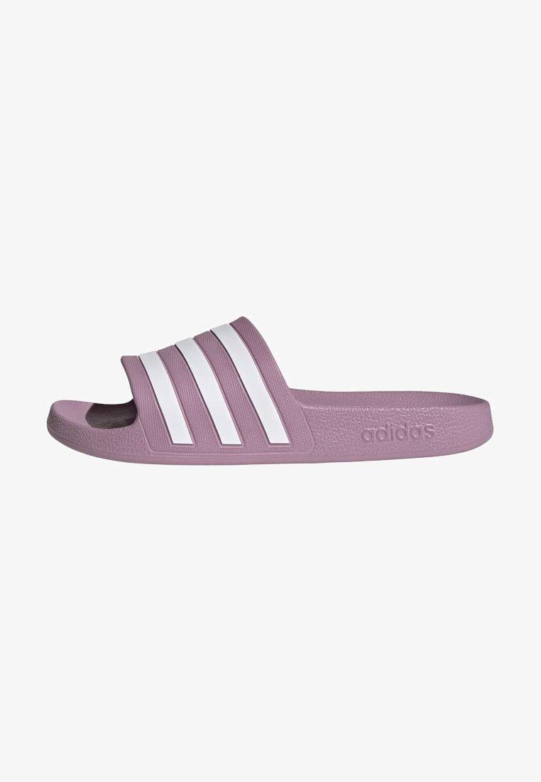 adidas Performance - AQUA ADILETTE - Badslippers - pink