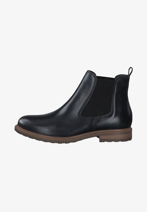 Kotníková obuv - navy