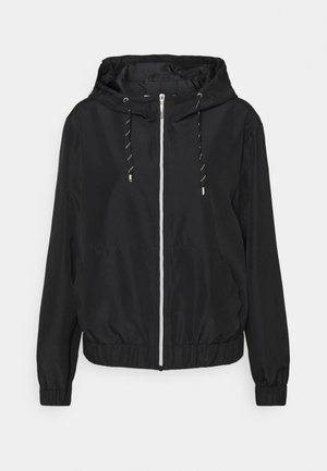 ONLLOUISA SPRING JACKET - Summer jacket - black