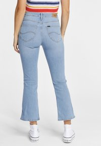 Lee - BREESE - Flared Jeans - blue - 2