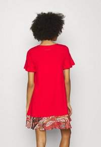 Desigual - Robe en jersey - red - 2