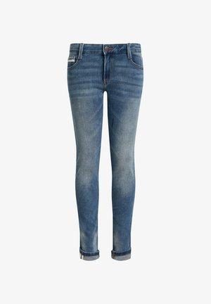 MET TAPEDETAIL - Slim fit jeans - light blue