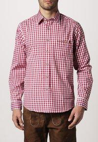 Stockerpoint - RUFUS - Shirt - dunkelrot - 1