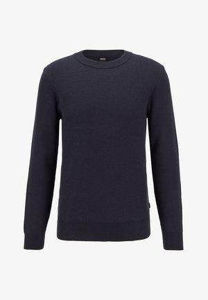IMAURO - Pullover - dark blue