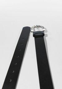 Bershka - Belt - black - 4