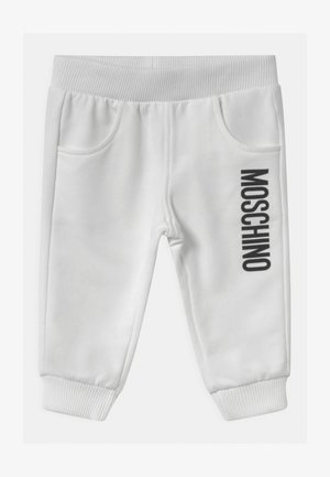 UNISEX - Broek - optic white