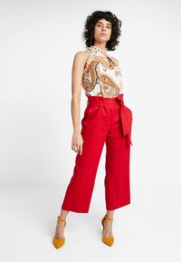 Betty & Co - Trousers - tango red - 1
