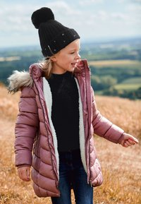 Next - Winter jacket - pink - 0