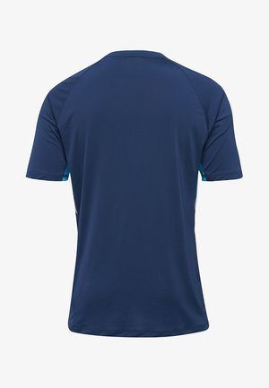 TECH MOVE - T-shirts print - blue
