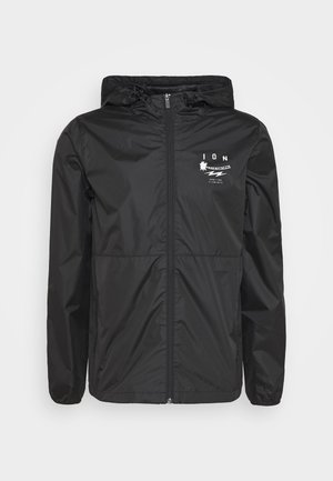 RAIN JACKET - Trainingsjacke - black