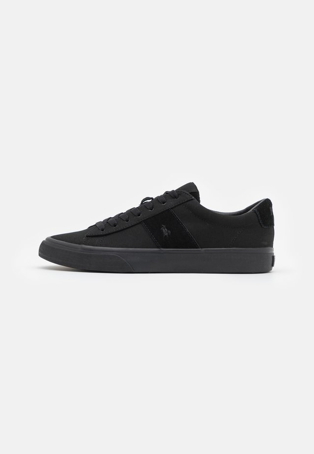 SAYER TOP LACE UNISEX - Sneakersy niskie - military black