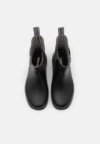 Vero Moda - VMNORA BOOT - Holínky - black - 5