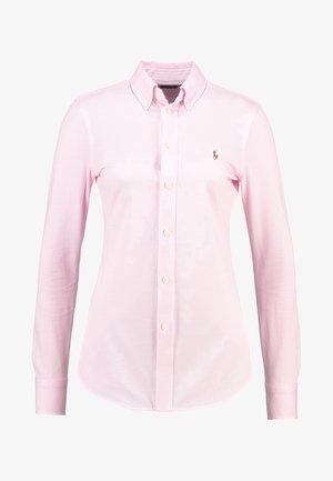 HEIDI LONG SLEEVE - Košile - carmel pink