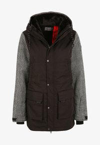 O'Neill - SNOW PARKA - Snowboard jacket - black out - 4