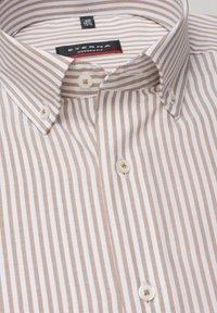 Eterna - MODERN  - Shirt - beige/weiss - 4