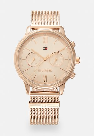 CASUAL - Horloge - roségold-coloured
