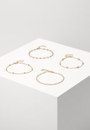ONLBIRDIE ANCLET 4 PACK - Other - gold coloured