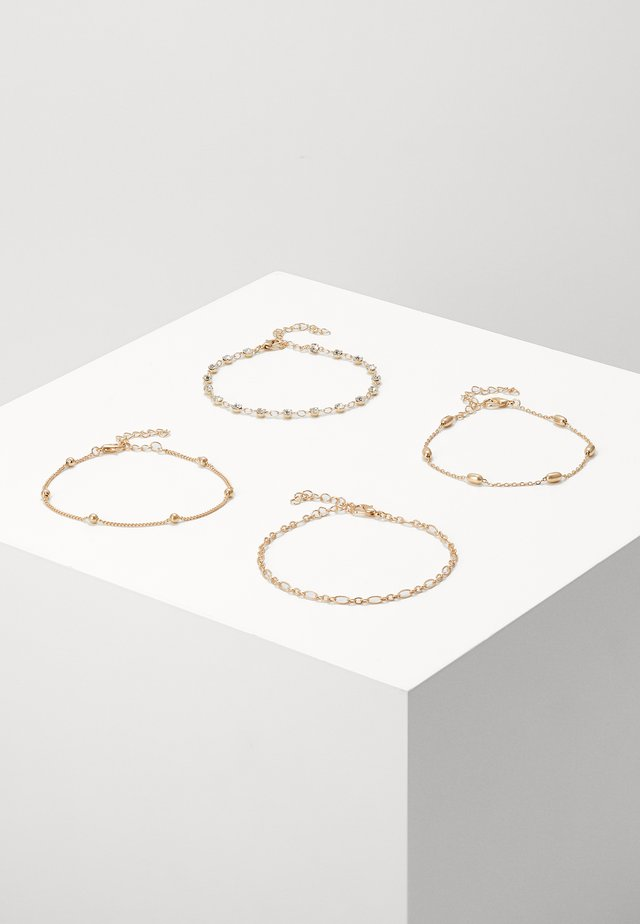 ONLBIRDIE ANCLET 4 PACK - Annet - gold coloured