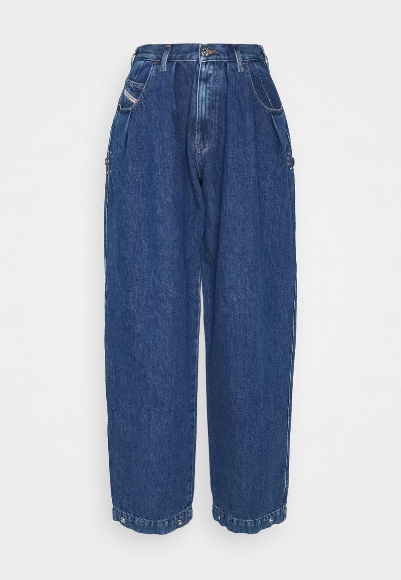 Diesel - D-CONCIAS-SP4 - Relaxed fit jeans - denim blue