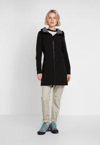 Regatta - ADELPHIA - Softshellová bunda - black - 1