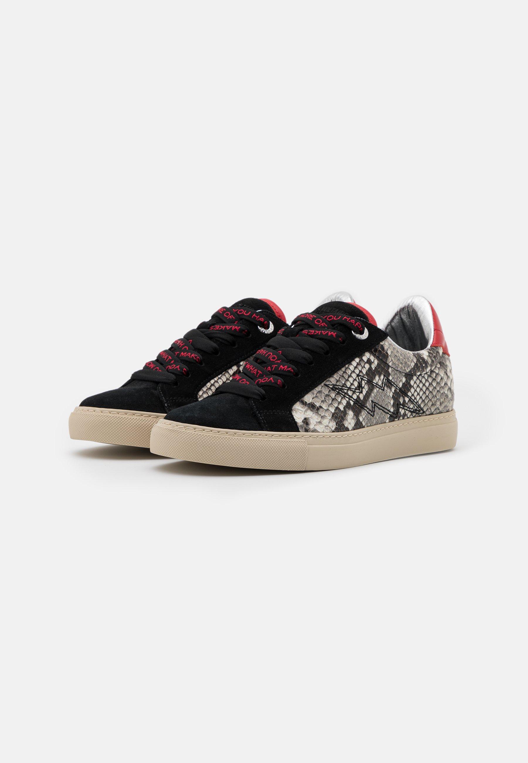 Zadig & Voltaire WILD Sneaker low noir/dunkelgrau