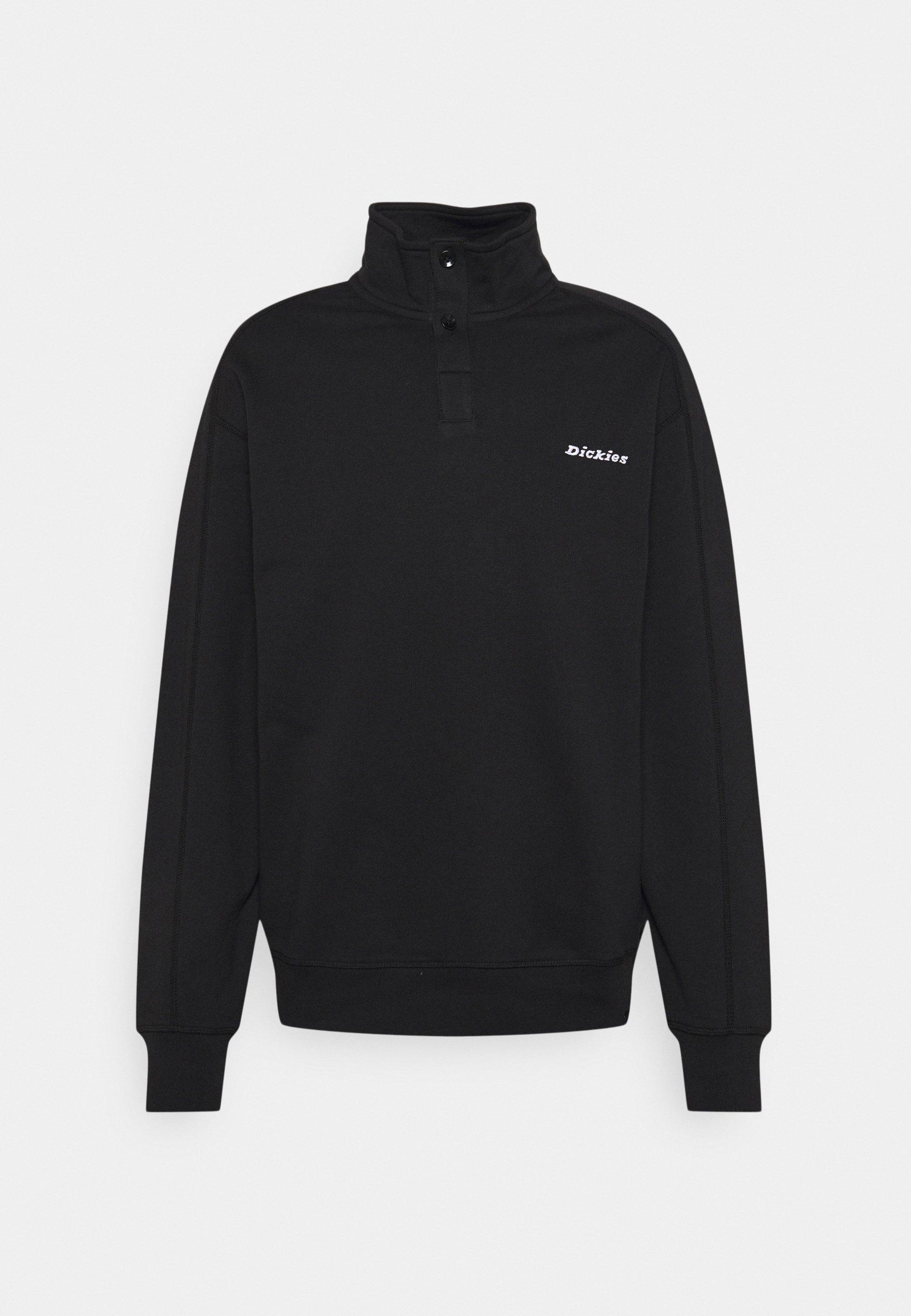 Homme LORETTO HALF PLACKET - Sweatshirt