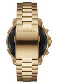 DieselON - FULL GUARD - Digital watch - gold-coloured - 2