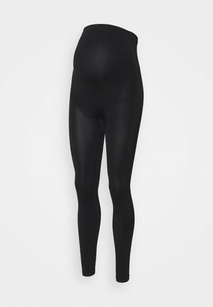 SEAMLESS - Leggings - black