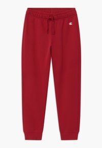 Champion - LEGACY AMERICAN CLASSICS RIB CUFF - Trainingsbroek - dark red - 0