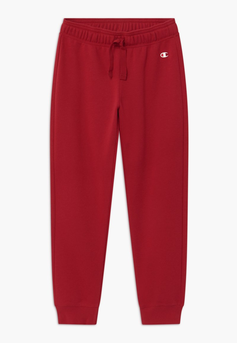 Champion - LEGACY AMERICAN CLASSICS RIB CUFF - Trainingsbroek - dark red