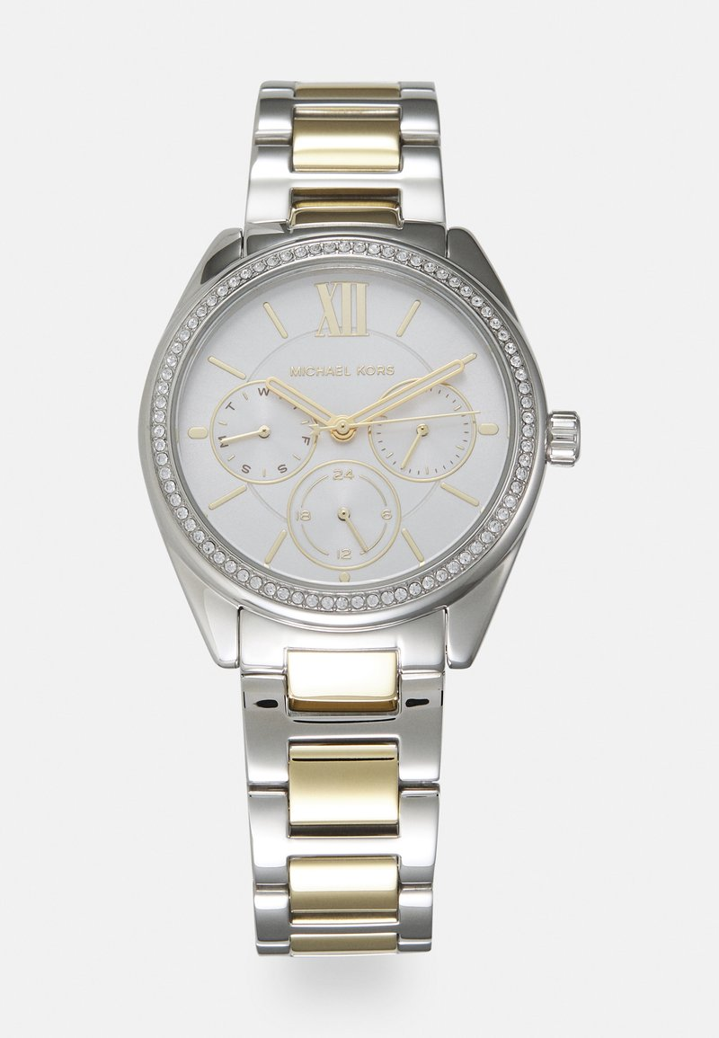 Michael Kors - Watch - silver-coloured/gold-coloured