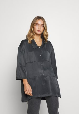 JADESON - Button-down blouse - carbone
