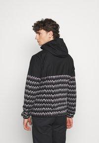 Ellesse - FRECCIA - Summer jacket - black - 2