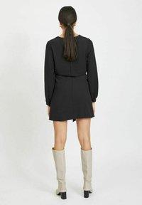 Vila - VISURASHA  - Day dress - black - 2